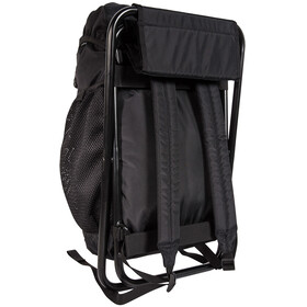 Tatonka Krzesełko wędkarskie Plecak, black